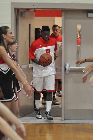 2011-01-07 BHS Men's Basketball VS Providence