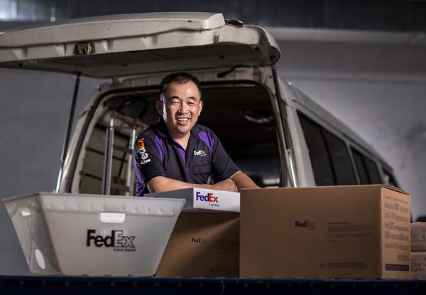 FedEx Shenzhen