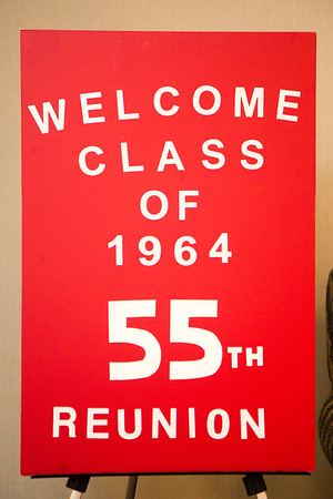 55th high school reunion