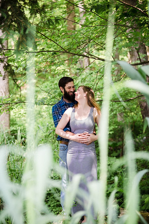 Samantha & Andrew's Engagement Session