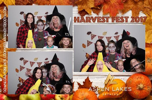 Aspen Lakes Harvest Fest 2017