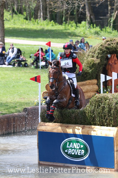 2018 Land Rover Kentucky Three-Day Event