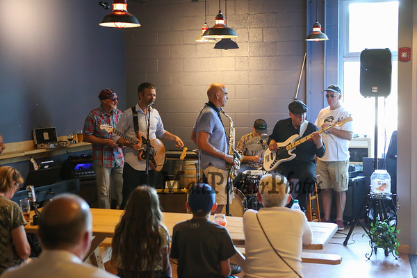 2018-7-7 Tributary Brewing Co. Blues Band