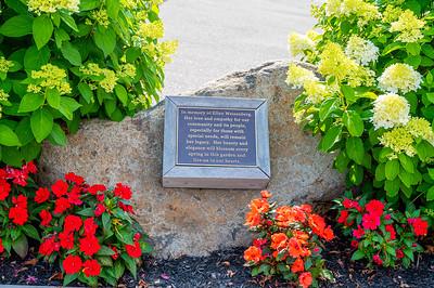 Ellen Weisenberg Memorial Garden