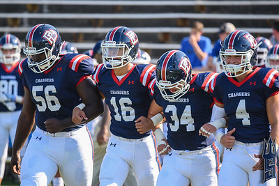 Providence Day Chargers vs Olympic Trojans