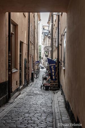 Portfolio - Streets of Europe