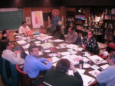 Parish Council Meeting - January 14, 2003