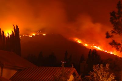 Fire 2005