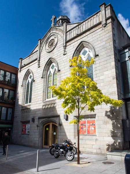 Smock Alley Theatre in Dublin