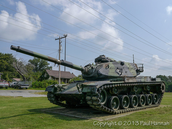 VFW Post 1301 - Marion, IL - M60A3