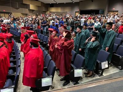 CCISD Summer Graduation