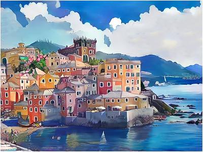 ITALY - Liguria Fantasy