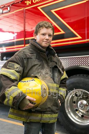 Hampton Volunteer Fire Department Jr Firefighters 04-28-15