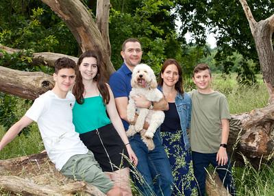 Joe & Family