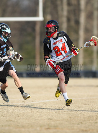 Chopticon vs Huntingtown (jv)