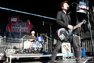 Anti-Flag @ Fairplex (Pomona, CA); 8/11/10