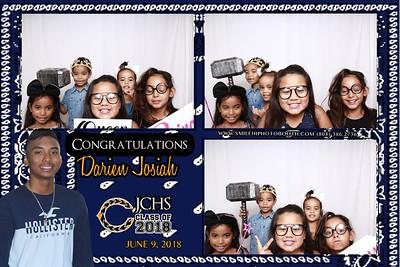 Darien's Graduation Party