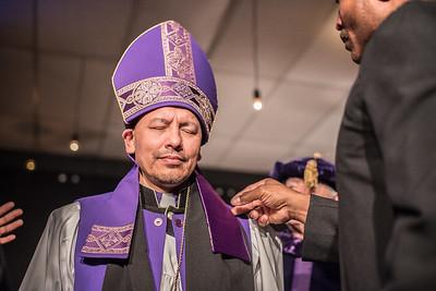 CLC Consecration Service