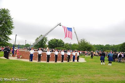 Delaware County 9/11 Memorial Service