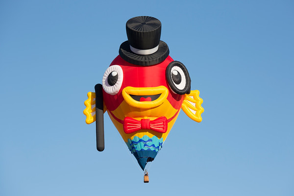 Albuquerque International Balloon Fiesta - 2019