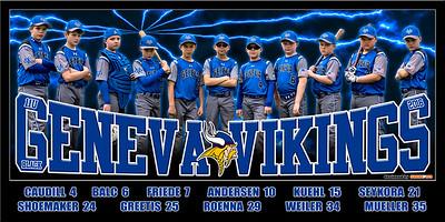 2016 11U Geneva Baseball Roenna