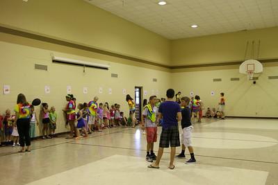 Sunday VBS Program and Community Picnic