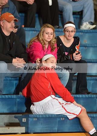 Girls varsity basketball Northwest at Mason