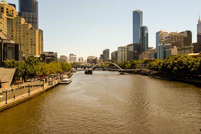 Melbourne, Jan 2012