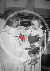 Massimo Baptism