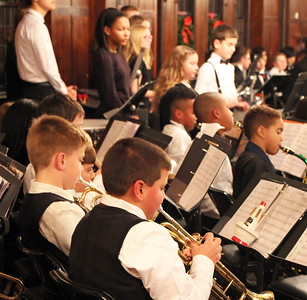 Christmas Band Concert - Dec. 11, 2018