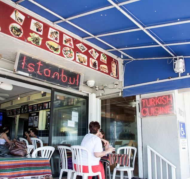 Istanbul Restaurant, Hollywood