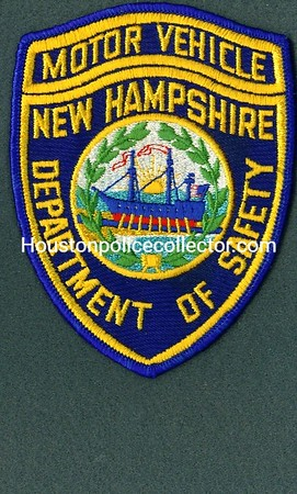 New Hampshire Motor Vehicle
