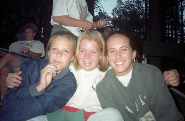 Anna's high school years 1996-1999