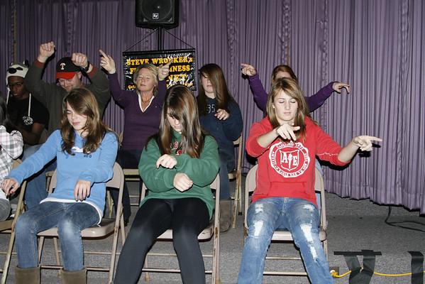 Mass Drifters... December 12, 2009