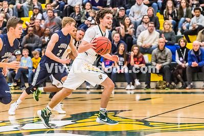 Boys Basketball:  John Champe vs Loudoun Valley 1.12.2016 (by Michael Hylton)