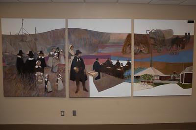 8-17-17 Pilgrim Mural