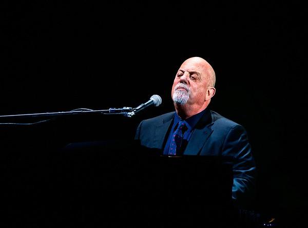 Billy Joel MSG 65th concert AP