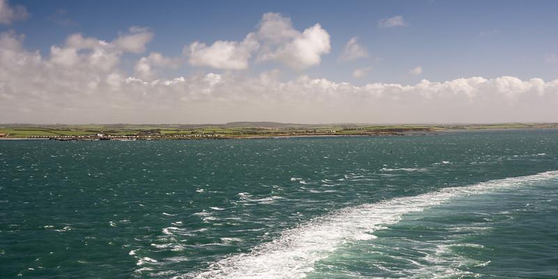 Wake of the Irish Ferry