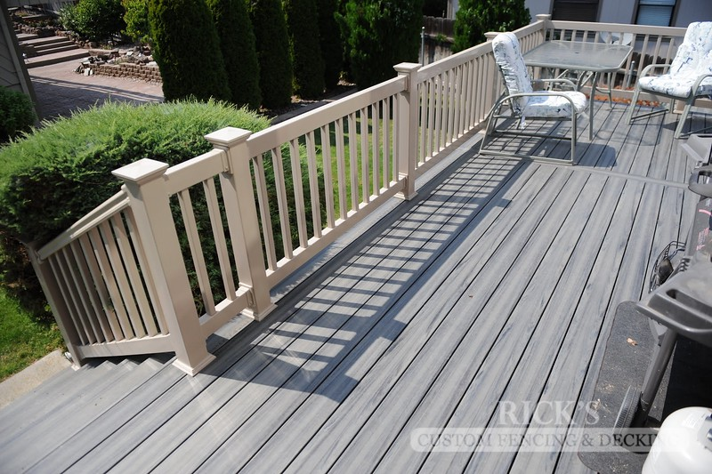 LifeStyle HDPE Composite Decking