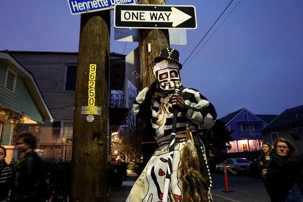 New Orleans Skull 'n Bones Gang