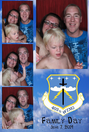 403D Wing Family Day