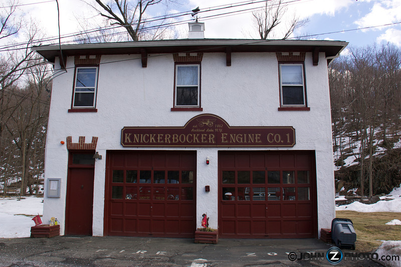 Rockland Lake Fire House