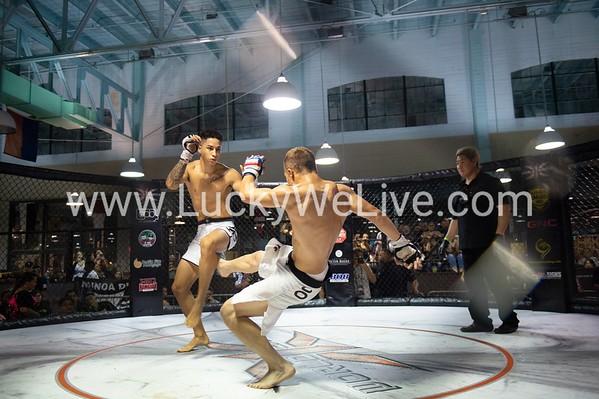 Nainoa Dung vs Kris Berberich, X-1, August 3rd, 2018