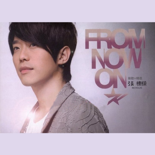 张栋梁 From now on (新歌+精选)