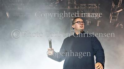 Benal, Roskilde Festival  2018
