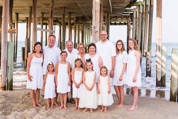 FAMILY PHOTO 2016 (OUTER BANKS)