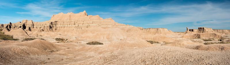 Fossil River Trail Badlands National Park