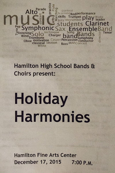 2015-12-17 | Holiday Harmonies