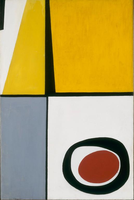 """Rosalind Bengelsdorf, """"Abstraction"""" (1938)"""