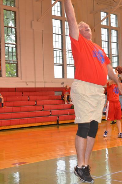 Seniors vs Faculty Basketball Game